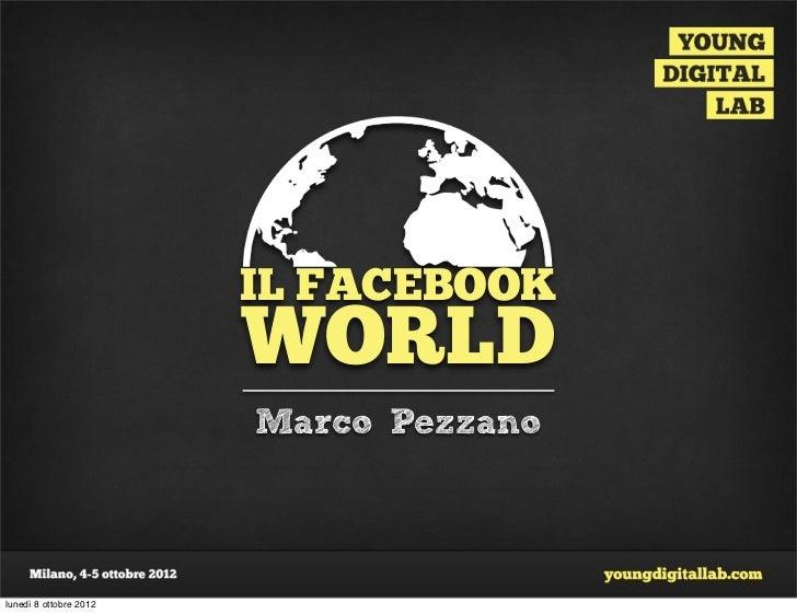 Il facebook world – marco pezzano