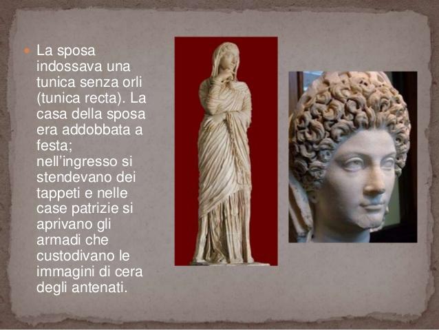 Matrimonio In Epoca Romana : Matrimonio blog: rito matrimonio romano