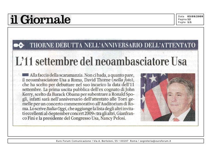 Data 03/09/2009                                                                                          Pagina 12        ...