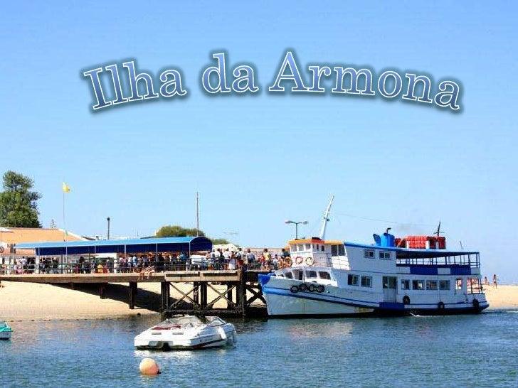 Ilha da Armona<br />