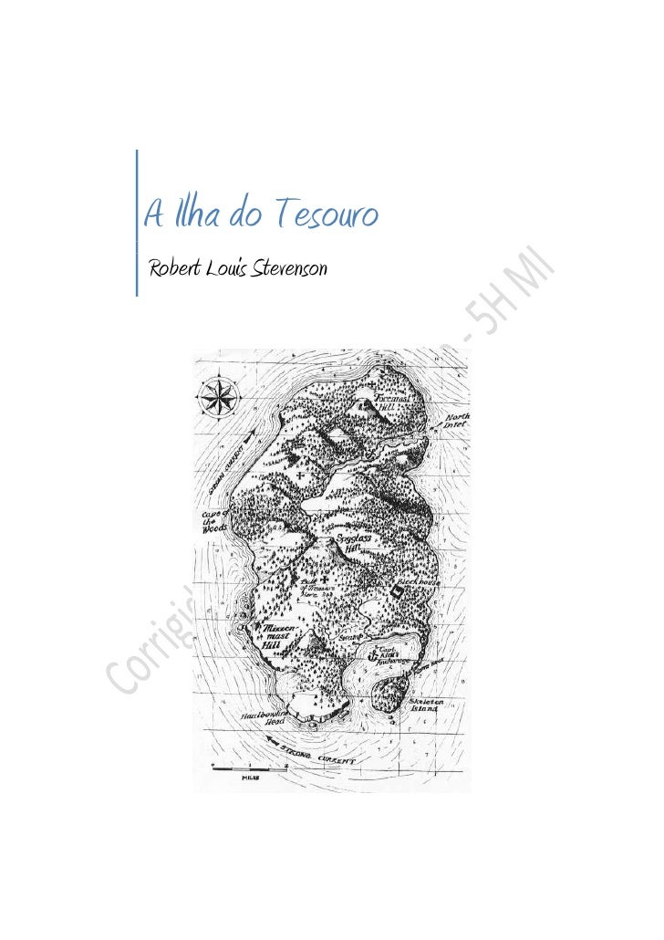 A Ilha do TesouroRobert Louis Stevenson