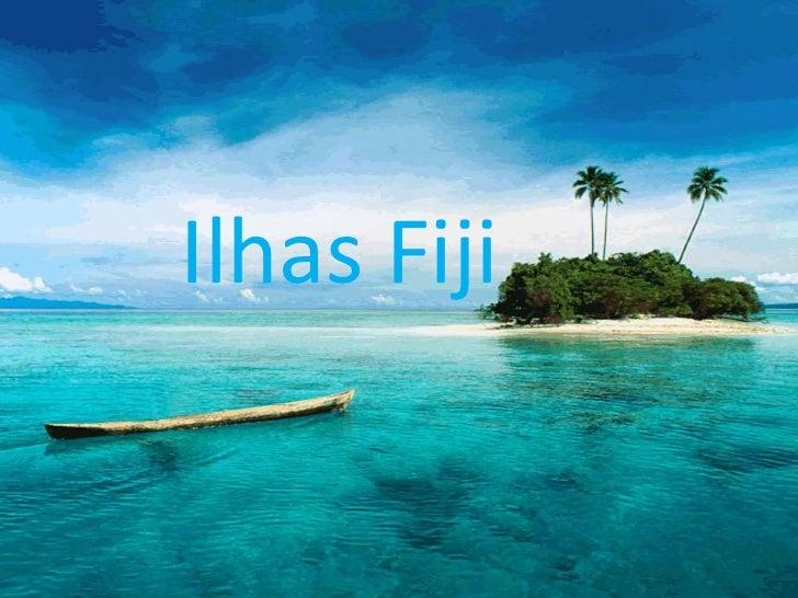 Ilhas Fiji<br />