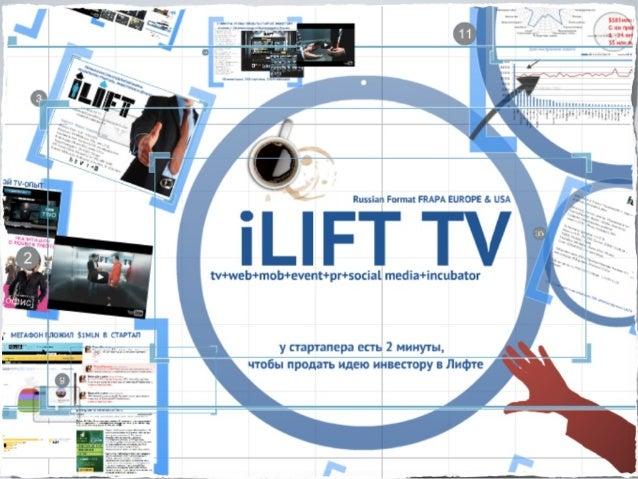 iLiftTV executive summary 2013 full size