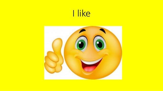 i like  i don u0026 39 t like