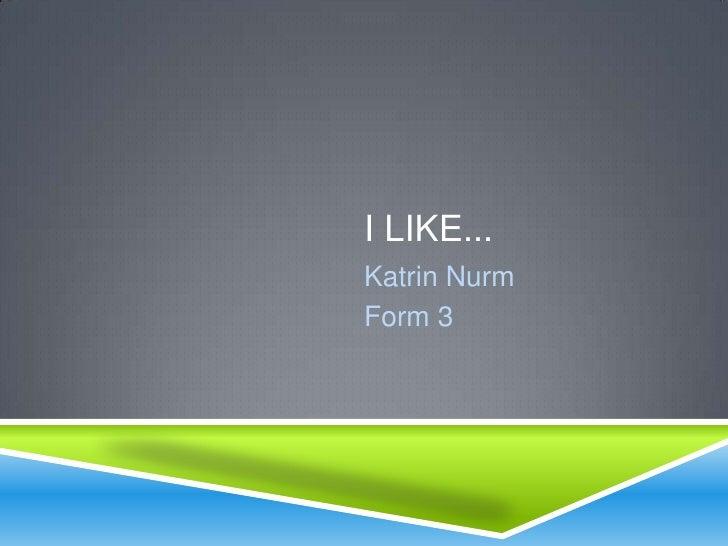 I like unit6