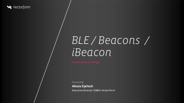 Iljaitsch vectorform ble_i_beacon_140401