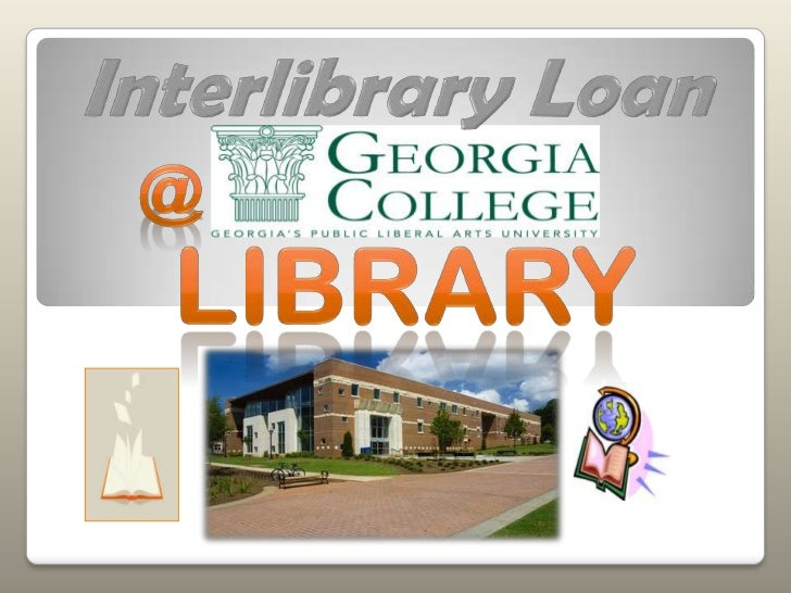 Interlibrary Loan<br />@<br />Library<br />