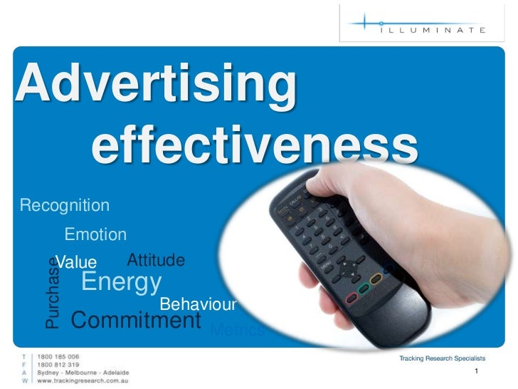 Illuminate Ad Effectiveness