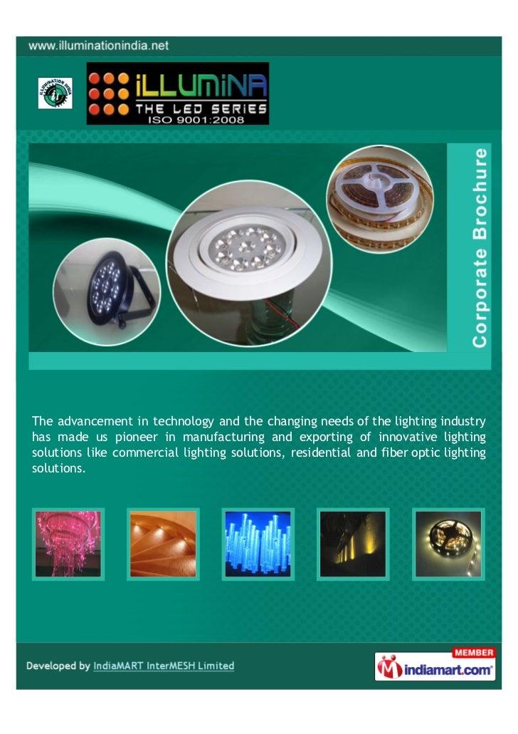 Illumination India Mumbai Lighting Products