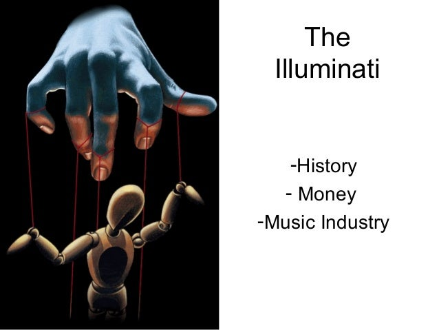 The illuminati structure.