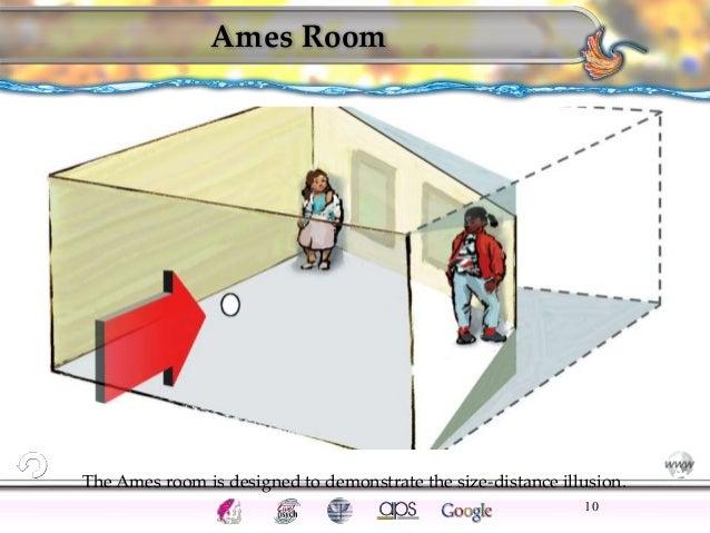 Illusions Room Illusions Ames Room 10