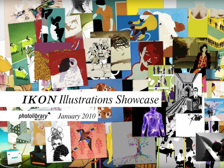 IKON  Illustrations Showcase January 2010