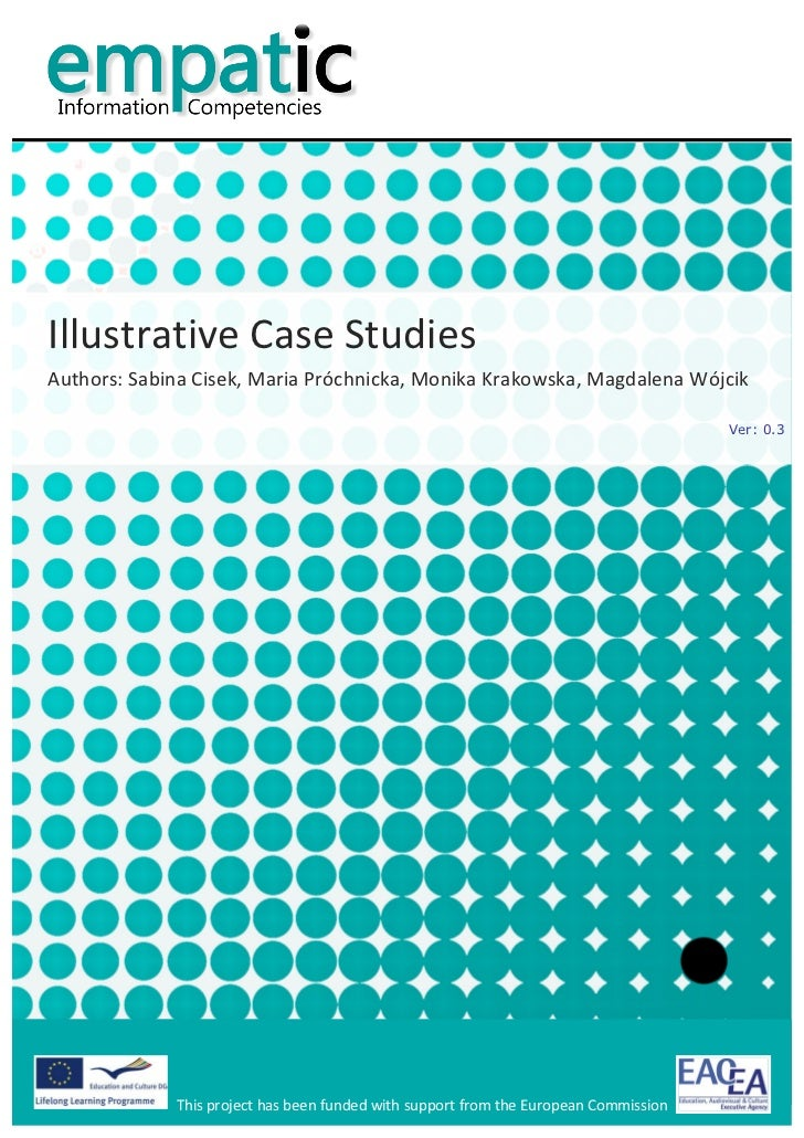 Illustrative Case Studies