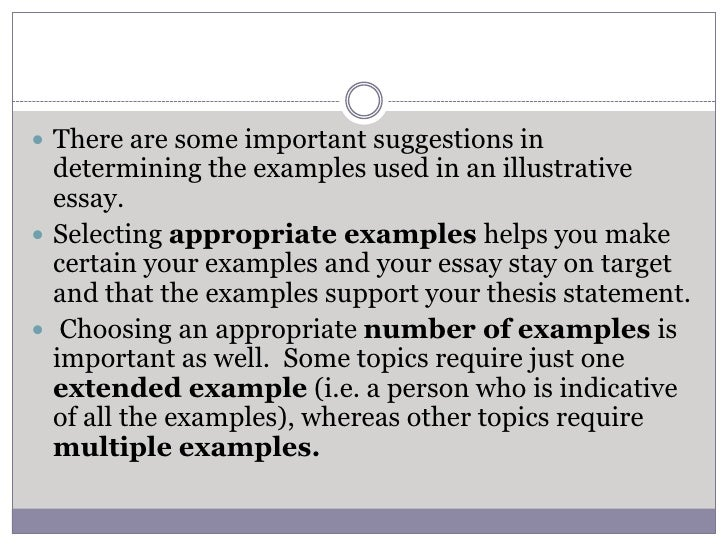 illustrative essays   academicillustrative essay examples