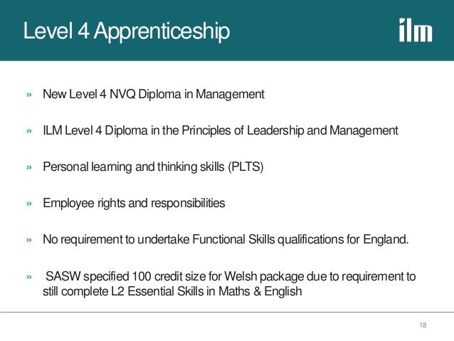 ilm level 4 diploma leadership edge Page 4 of 780 progression routes level 4 certificate in principles of leadership and management ilm level 4 diploma in principles of leadership and management.