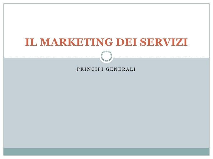 Graziano Chiaro Il Marketing Dei Servizi