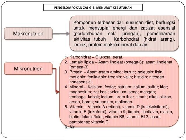 Gizi dan Penyakit Kanker