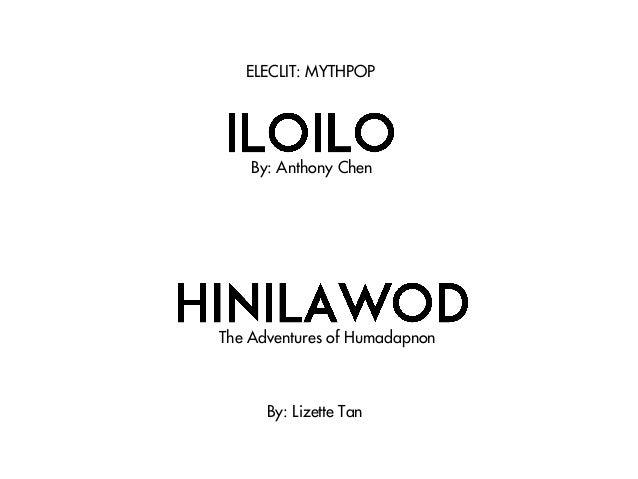 Iloilo x Hinilawod