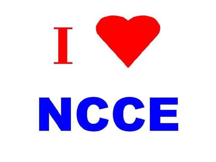 Where do you love NCCE?