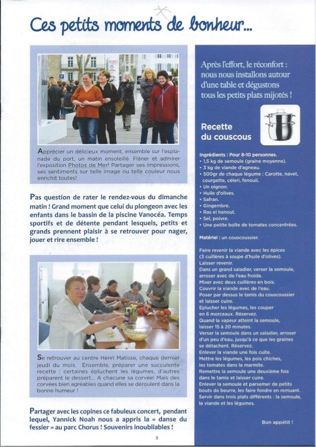 Journal de l'association