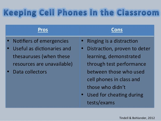 Tindell  &  Bohlander,  2012   Pros   Cons   • No,fiers  of  emergencies   • Useful  as  dic,onarie...