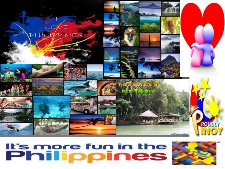 The Philippines is an amazingcountry. Rich in culture andnatural resources, It make aperfect travel to getaway foranyone.O...
