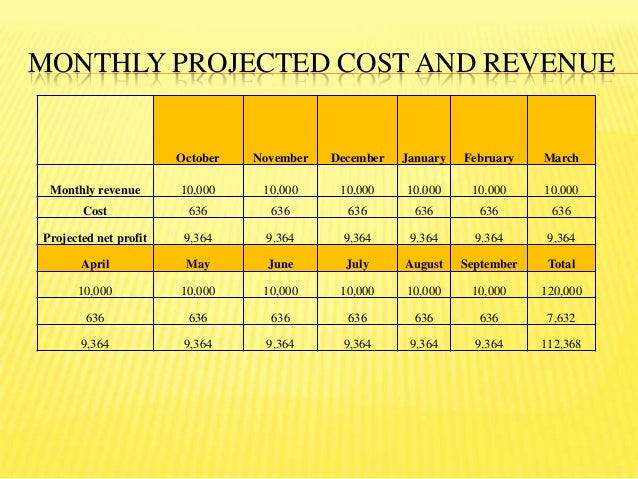 Cost of a business plan