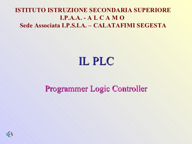 Il plc