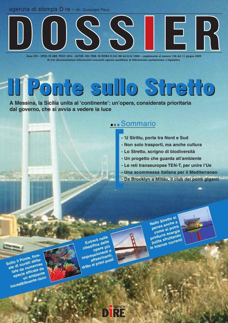 Il ponte sullo stretto 11 06-2009