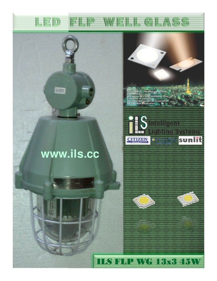 ILS FLAMEPROOF LIGHTING INDIA