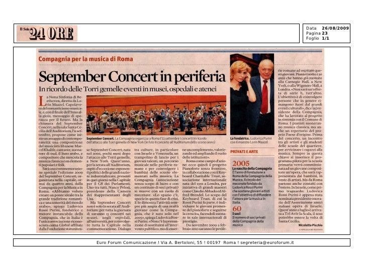 Data 26/08/2009                                                                                          Pagina 23        ...
