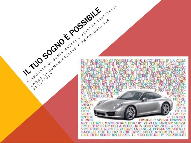 Porsche presenta una nuova, insolita campagna pubblicitaria chevuol promuovere la ripresa dalla crisi economica, rassicura...