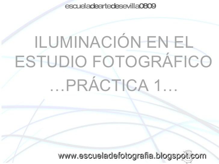IluminacióN Sandra Y David