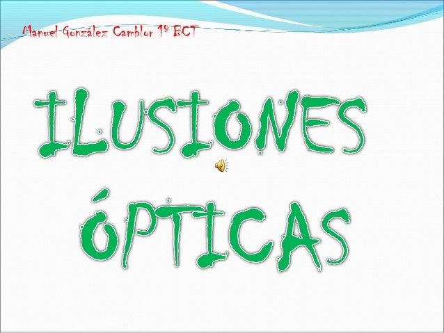 Ilusiones opticas trabajo.ppt1