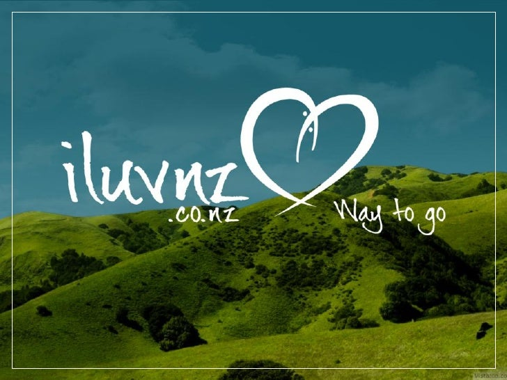 I love New Zealand (iluvnz.co.nz) presentation