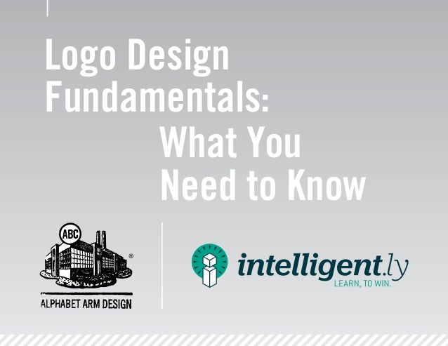 Logo Design Fundamentals: What You Need to Know