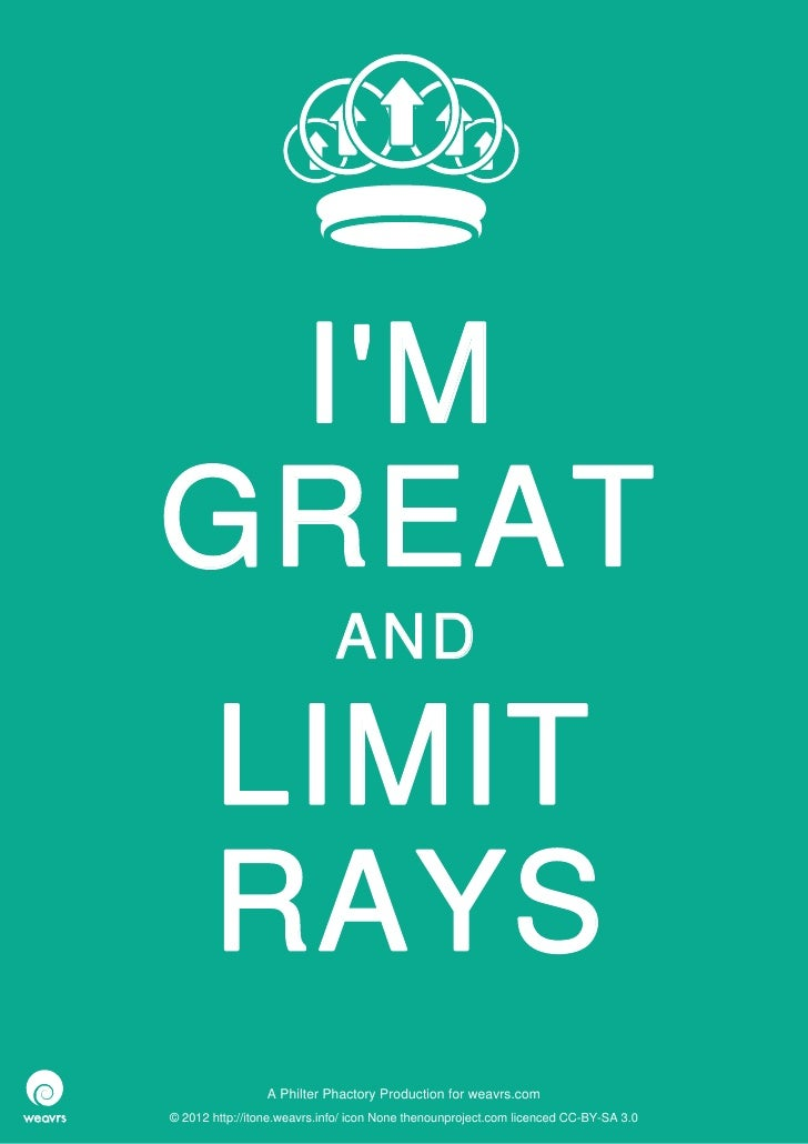 I'm great and limit ray 595032