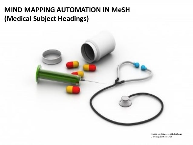 Mind Mapping automation in the visualization of MeSH (Medical Subject Headings)