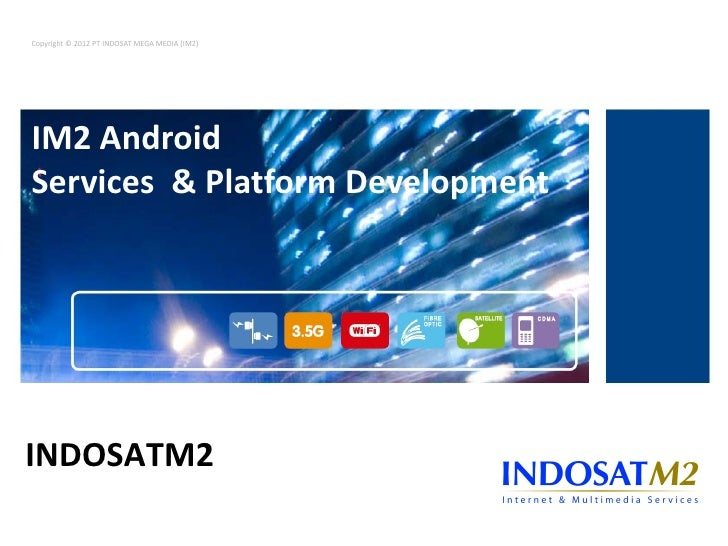 Im2 for android 2010 - 2012