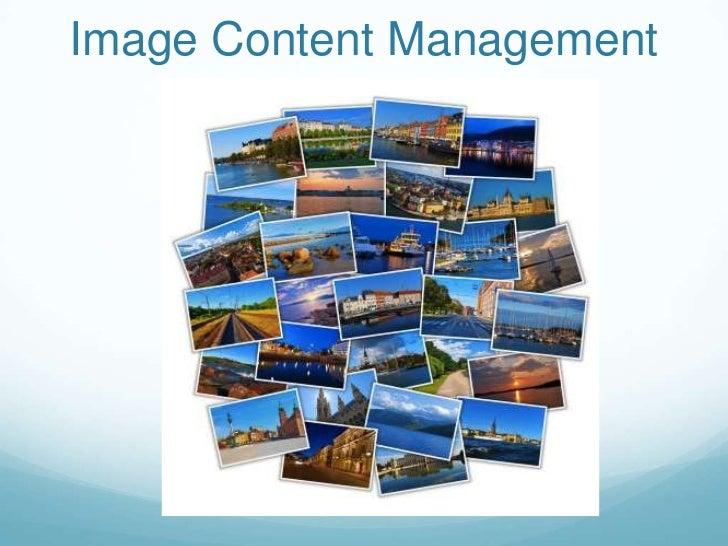 Image Content Management