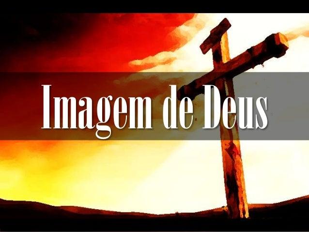 Imagem de Deus