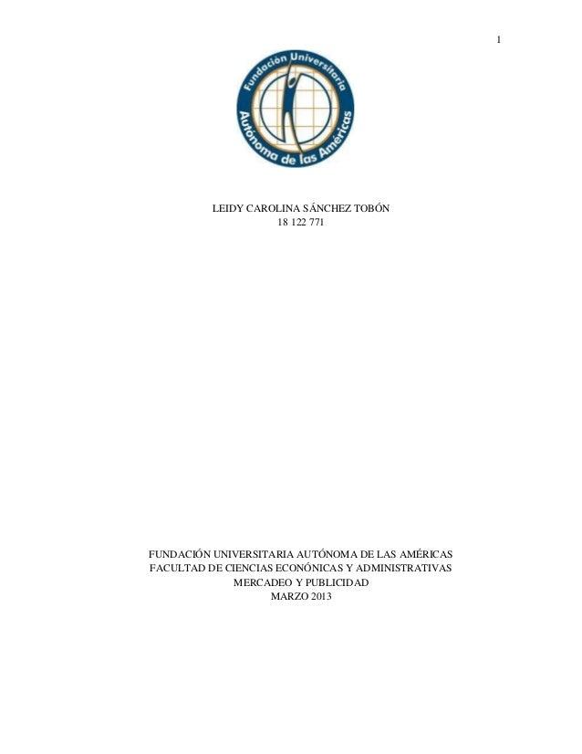 1          LEIDY CAROLINA SÁNCHEZ TOBÓN                    18 122 771FUNDACIÓN UNIVERSITARIA AUTÓNOMA DE LAS AMÉRICASFACUL...