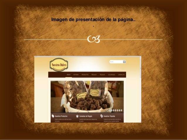 Imagen de presentación de la página...