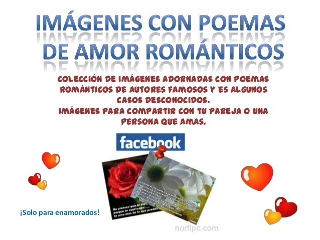 Imagen Con Poema Poemas Romanticos De Amor Imagenes
