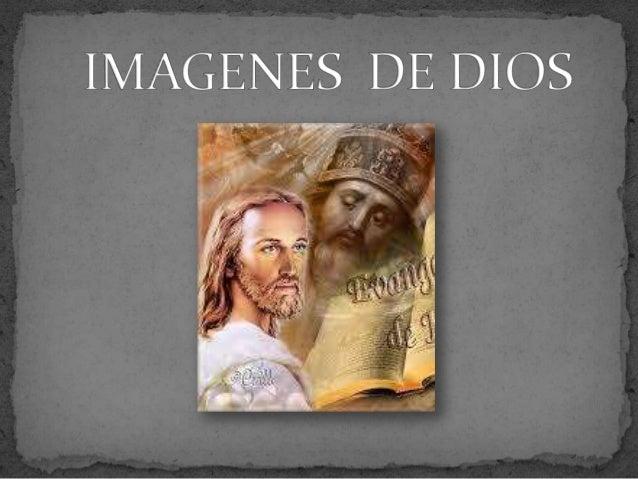 Imagenes de dios