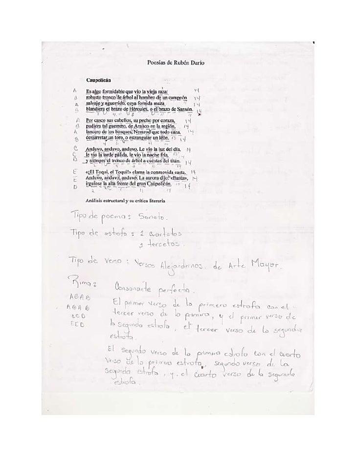 2680335108585Imágenes encontradas en el poema Caupolicán de Rubén Darío.<br />-376735204044<br />-377019286967026857664540...