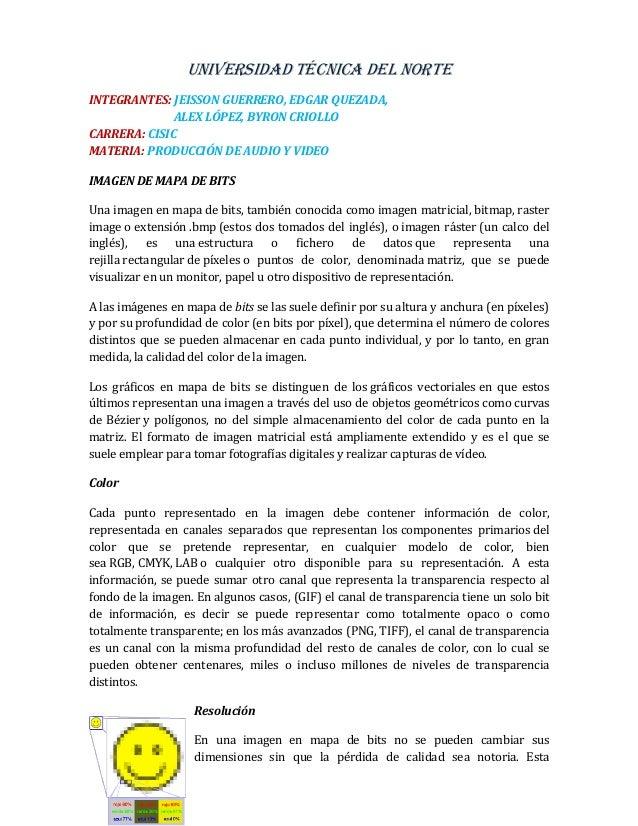 UNIVERSIDAD TÉCNICA DEL NORTE INTEGRANTES: JEISSON GUERRERO, EDGAR QUEZADA, ALEX LÓPEZ, BYRON CRIOLLO CARRERA: CISIC MATER...