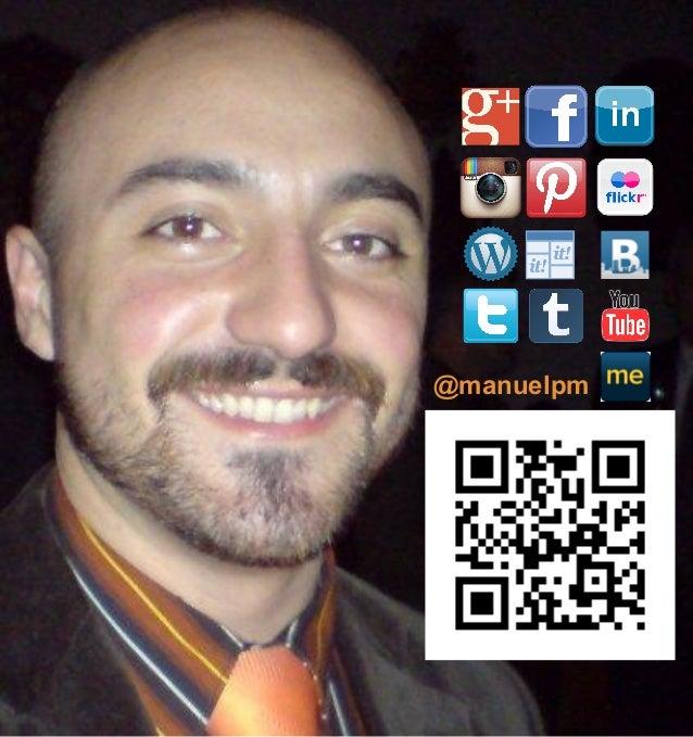 #QRCV @manuelpm profile with badges