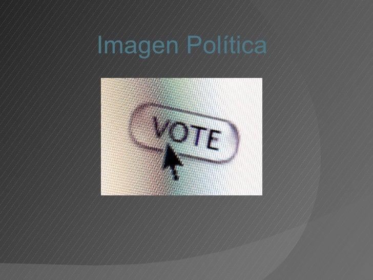 Imagen Política
