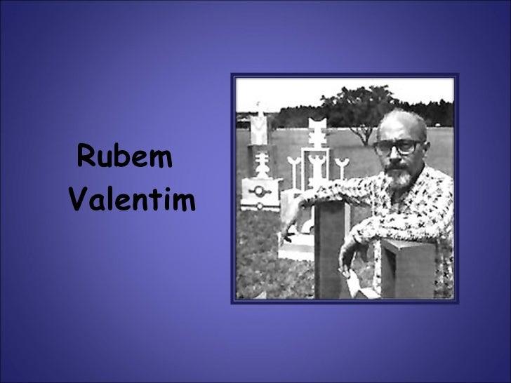 Rubem  Valentim